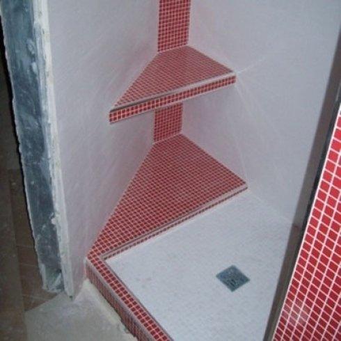mensole in muratura
