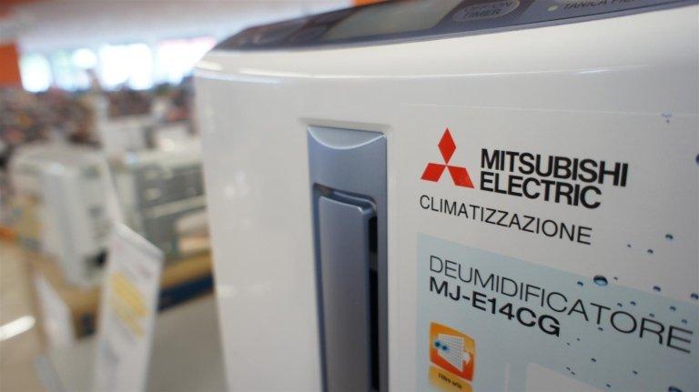 deumidificatori Mitsubishi