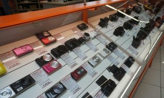 Fotocamere compatte, Reflex