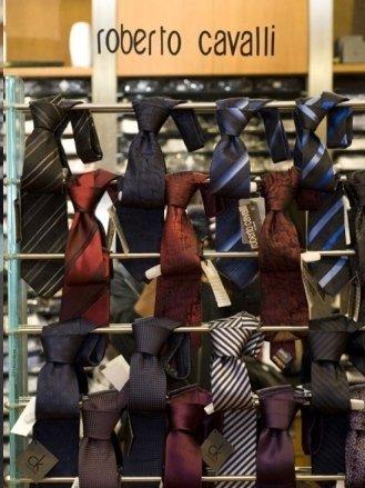 cravatte roberto cavalli