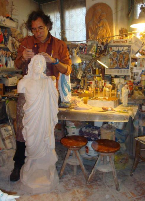 decorazione statue sacre