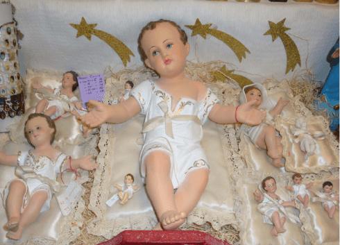 statua di Gesu