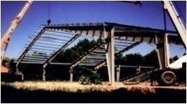 installazione strutture metalliche
