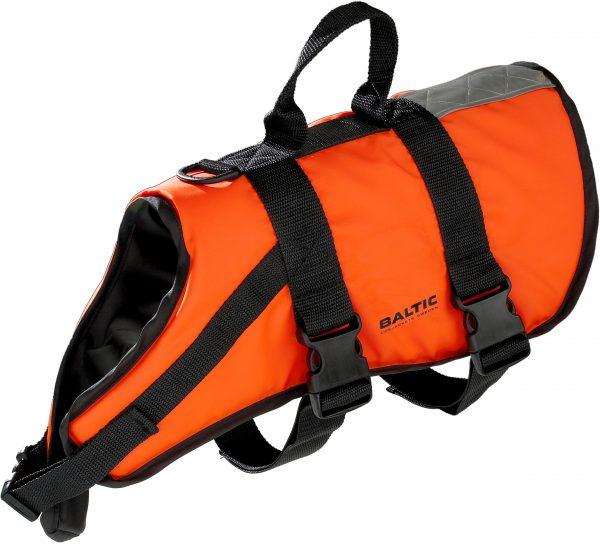 Dog cat life jacket
