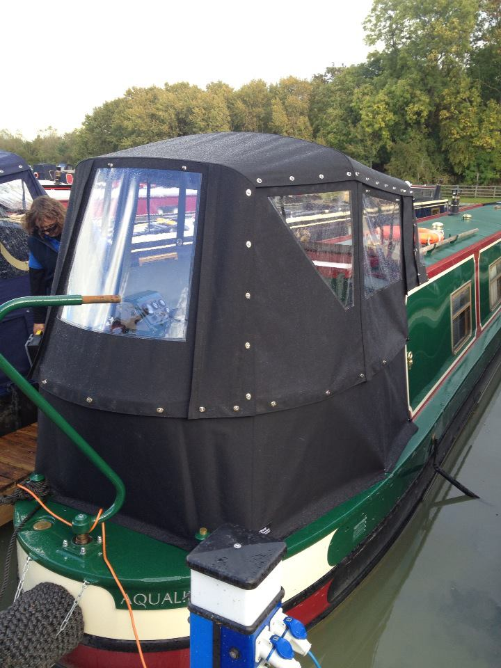 Kinver Canopies narrowboat pram cover & Get custom-fit vehicle covers in Stourbridge