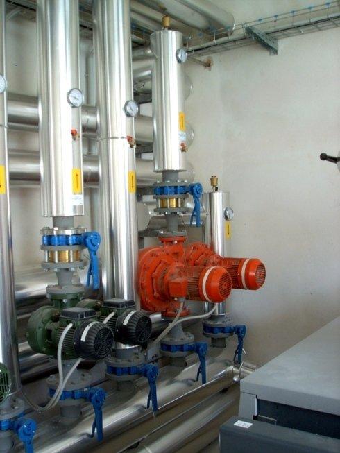 Realizzazione impianti industriali