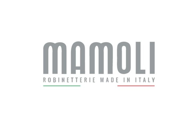 Logo - Mamoli robinetterie made in Italy