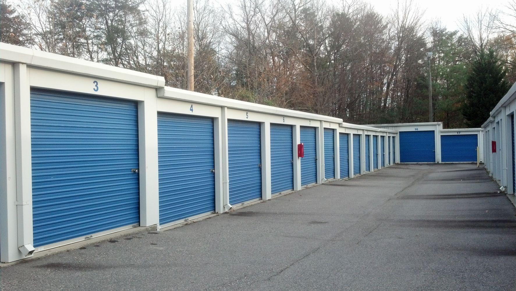 For a convenient storage unit in High Point, NC, look no further