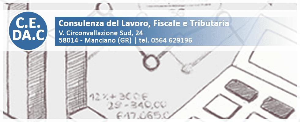 Consulenza del Lavoro, Fiscale e Tributaria - Manciano (GR)