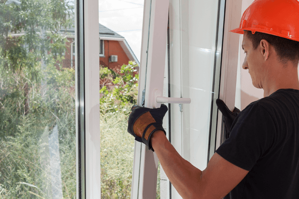 Window frame repairs
