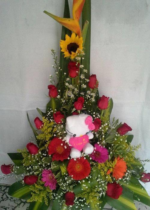 Floristería Jardines Abc Arreglos Florales Para Toda Ocasion