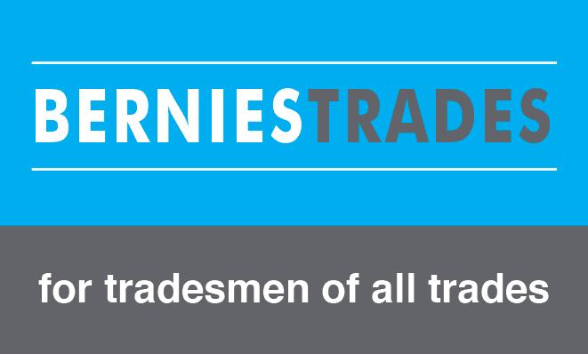 bernies trades logo