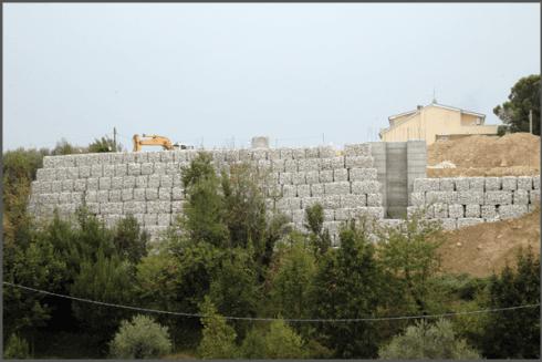 muro antifrana