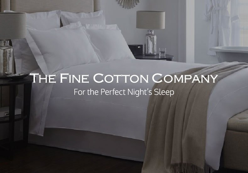 the fine cotton company logo