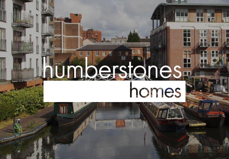 humberstones homes logo