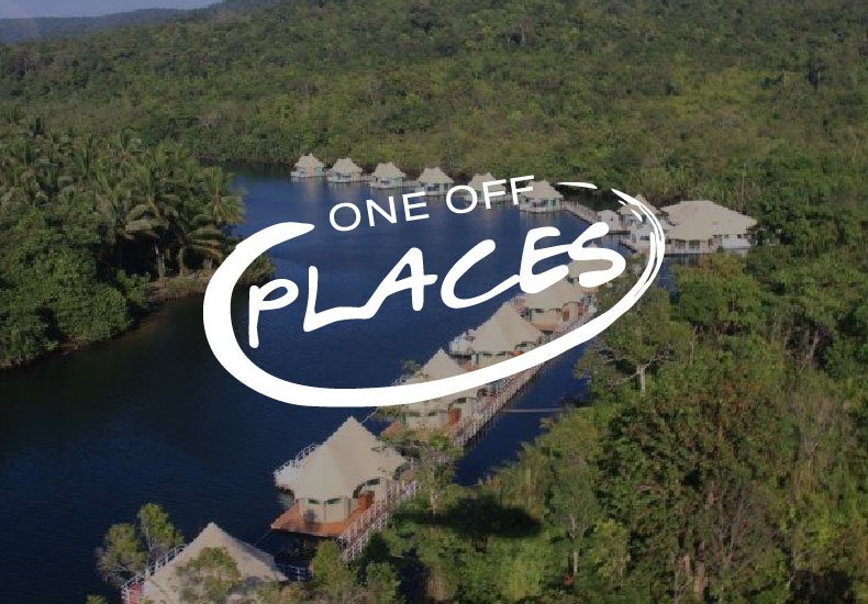 one off places logo