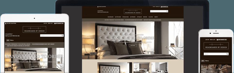 Main Banner Responsive Website