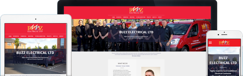 Main Banner Responsive Website