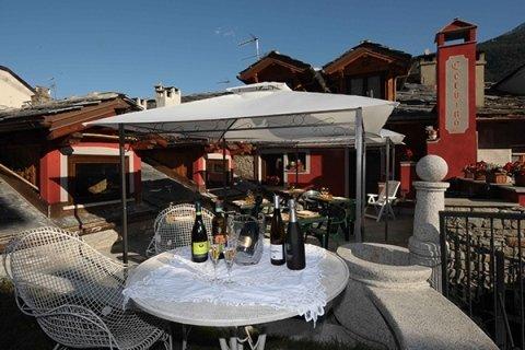 ristorante vicino alle piste da sci