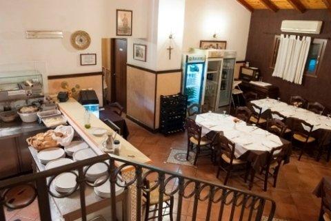 ristorante sala interna