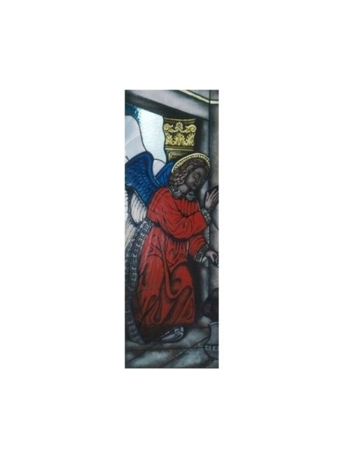 Arcangelo Gabriele in grisaglia