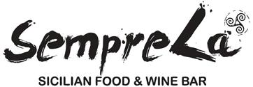 SEMPRE LA'-Logo