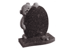 stonemasonry - southampton, hampshire - allstone stonemasons - headstone with angel