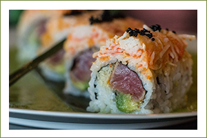 Local Sushi Bar Fairfield, CT