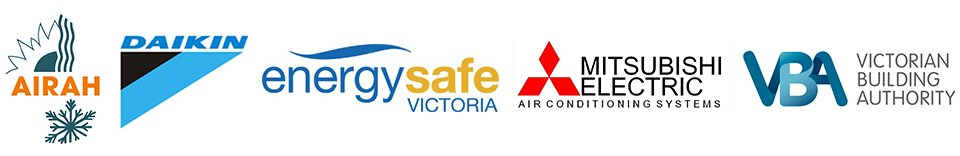 melbourne air conditioning and mechanical services clients logo