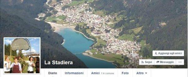 La stadiera Facebook