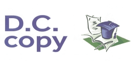 D.C. COPY - LOGO
