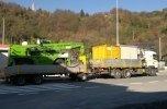 trasporto rifiuti pericolosi, trasporto macchinari, deposito attrezzature