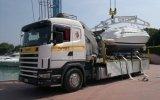 Trasporto imbarcazioni