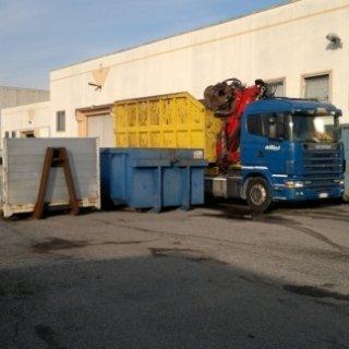 trasporto rifiuti categoria 4, trasporto rifiuti categoria 5, cassoni scarrabili