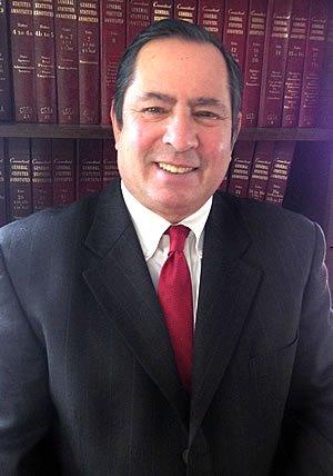 Barry Ward Esq