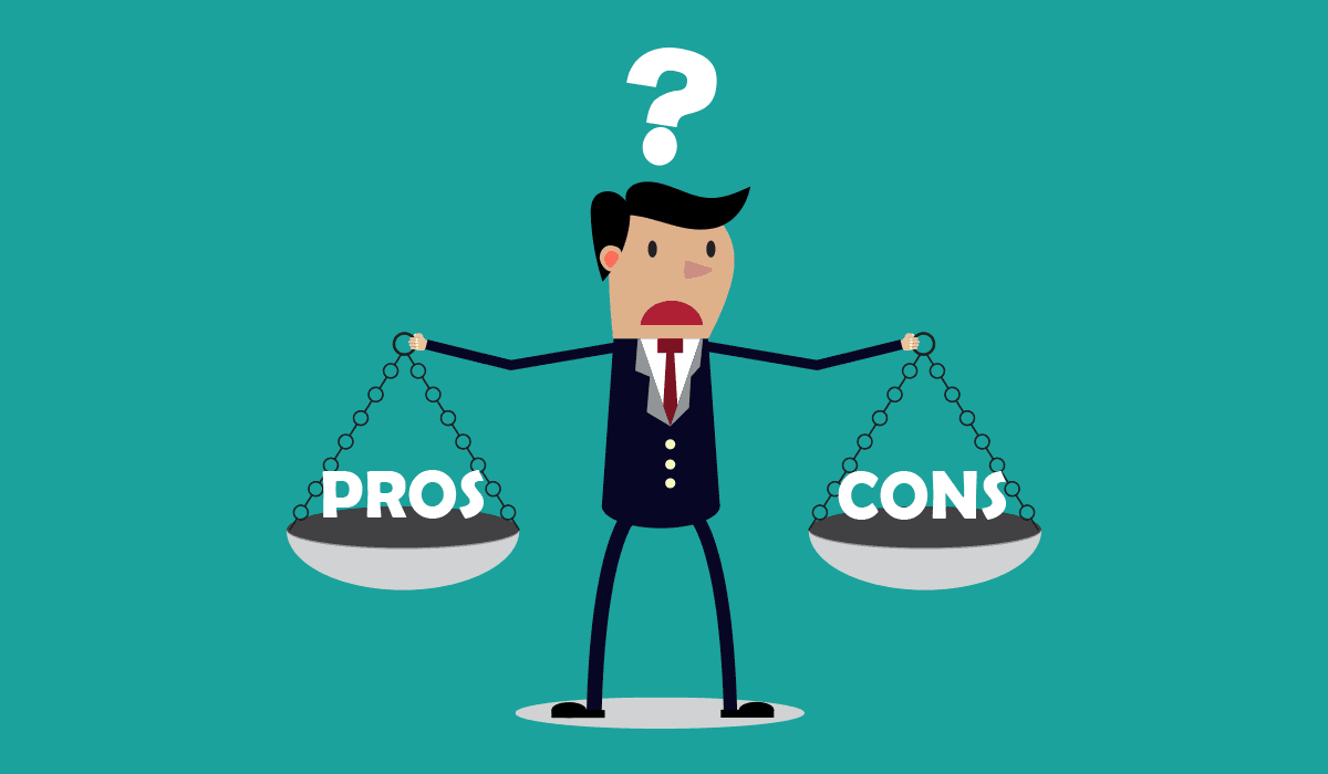 the pros and cons of extra credit Cons of offering credit just like any decision you make for your business, there will be pros and cons consider these downsides to extending credit to customers.