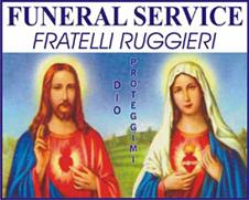 AGENZIA FUNEBRE FUNERAL SERVICE RUGGIERI - LOGO