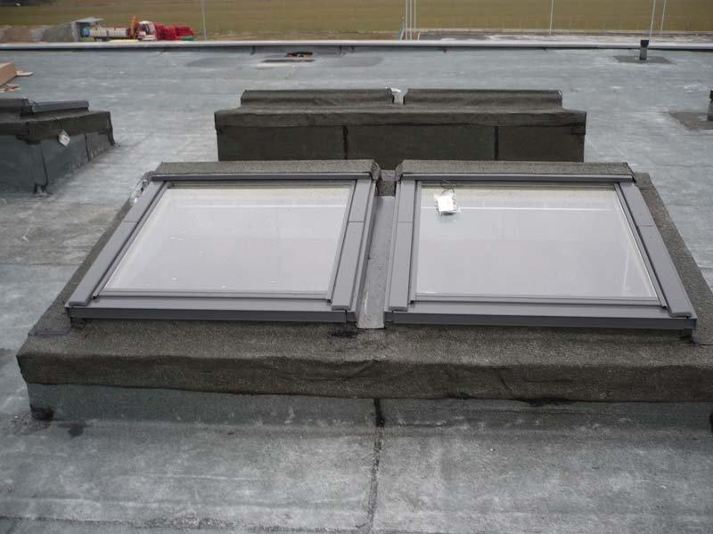 finestre su capannoni industriali