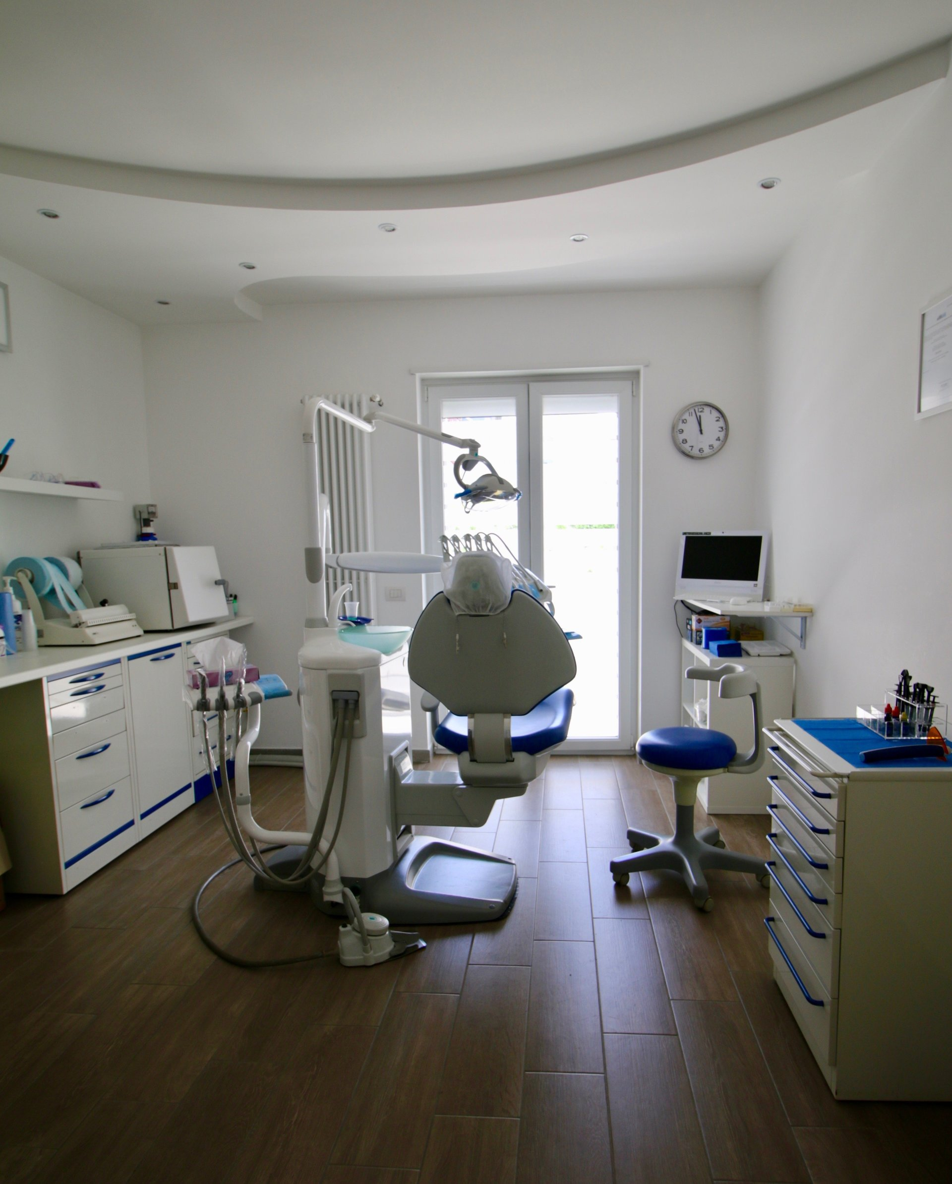 Interno del studio dentale