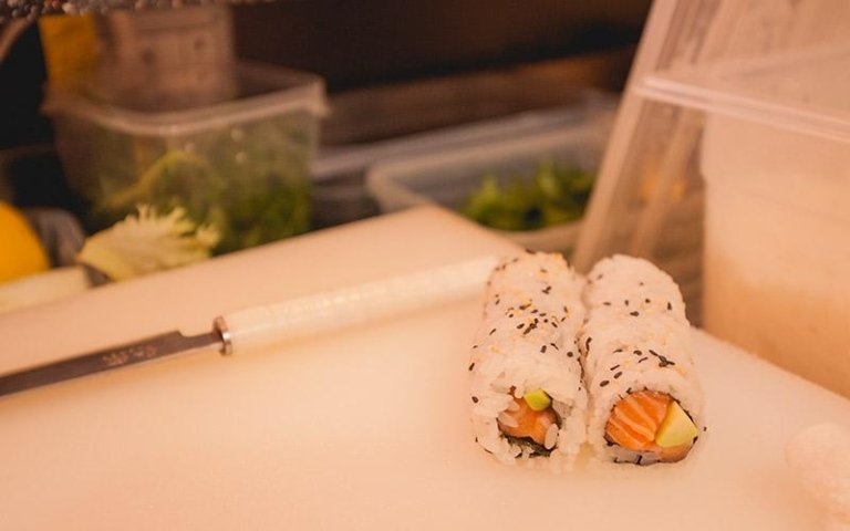 Kimbap giapponese
