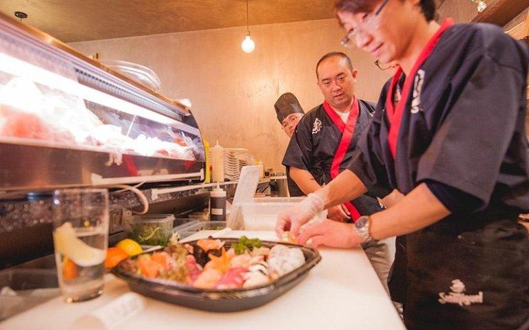 Ricette giapponesi Sushi Yanagi