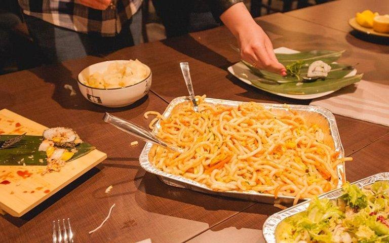 Piatti tipici giapponesi