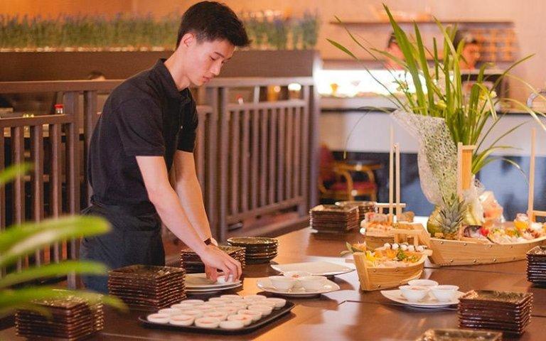 Buffet Sushi Yanagi