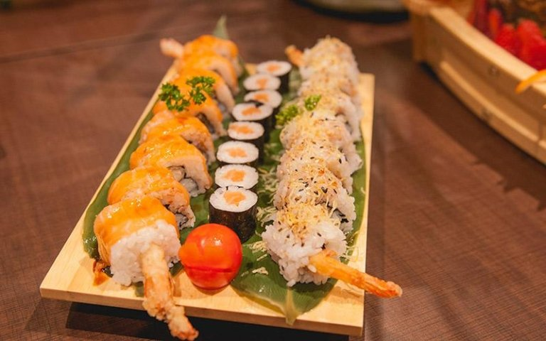 Sushi a volontà Rovato