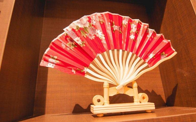 Oggetti tipici giapponesi