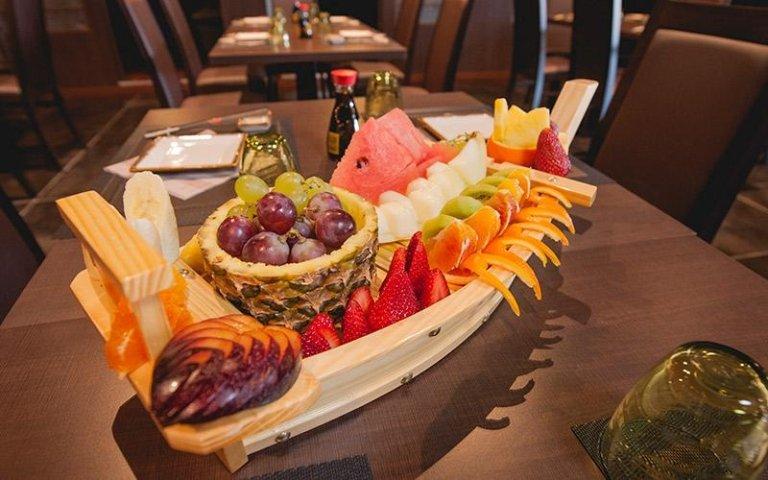Barca di frutta