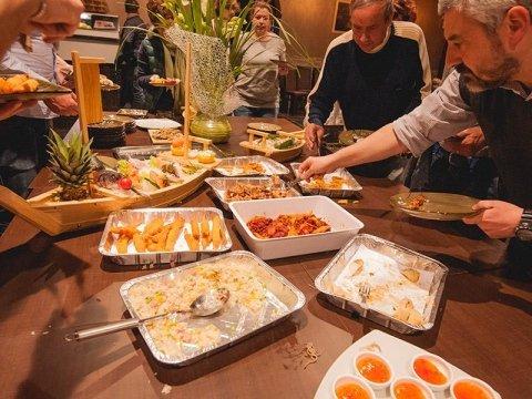 Specialità giapponesi d'asporto