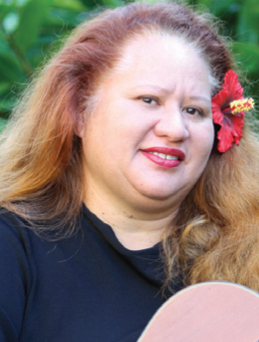 Ms.Teresa Bright is a renowned local performer and recording artist