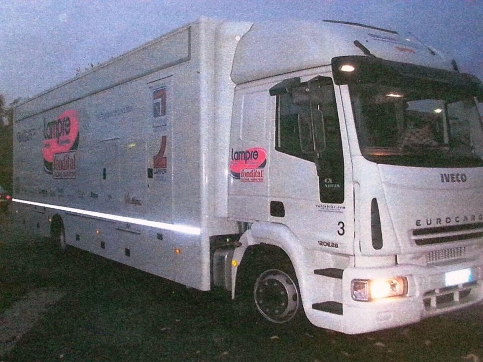Camion commerciale