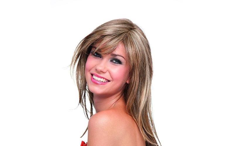 Ellen Wille parrucca liscia